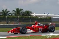 Schumacher not worried about speed