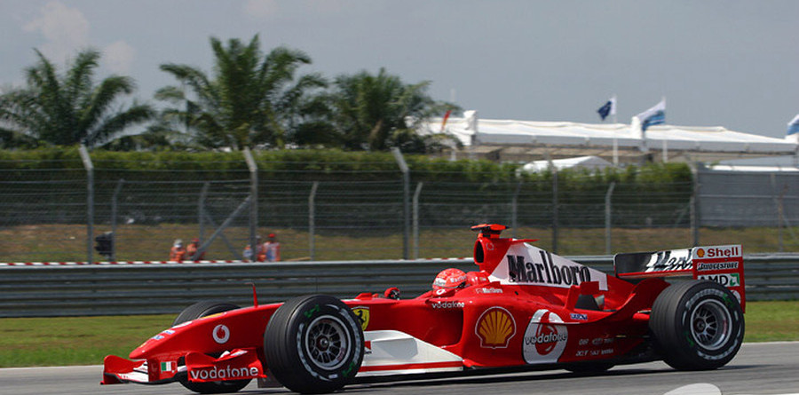 Schumacher not worried about speed