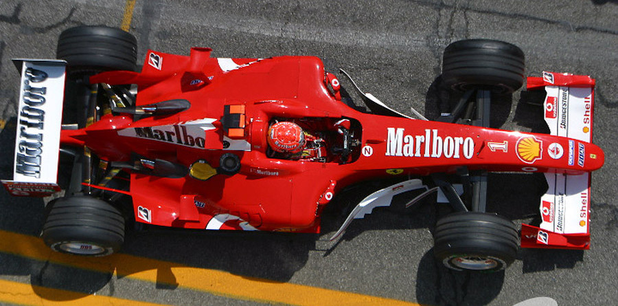 Schumacher expects BAR challenge