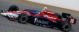 IndyCar IRL: Buddy Rice, Rahal-Letterman win Indy 500