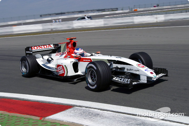 Button's engineer targets victory