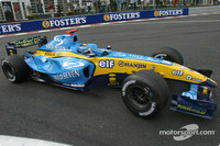 Trulli takes a gamble for Belgian GP pole