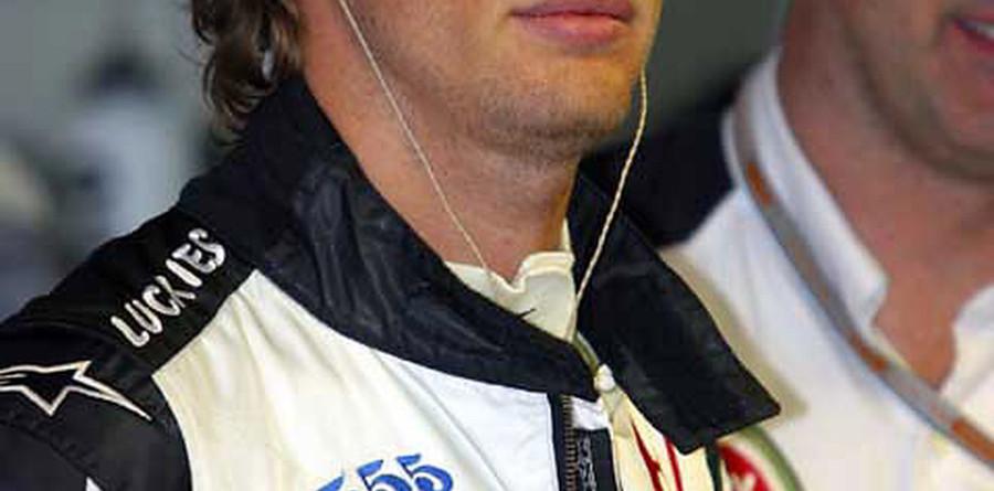 Button confident of Williams move