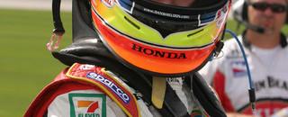 IndyCar IRL: Wheldon wails in California