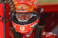 Schumacher fastest on Japanese GP Friday