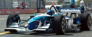 IndyCar CHAMPCAR/CART: Tracy sails to pole at Surfers Paradise