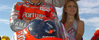 MotoGP Melandri off to Honda in 2005