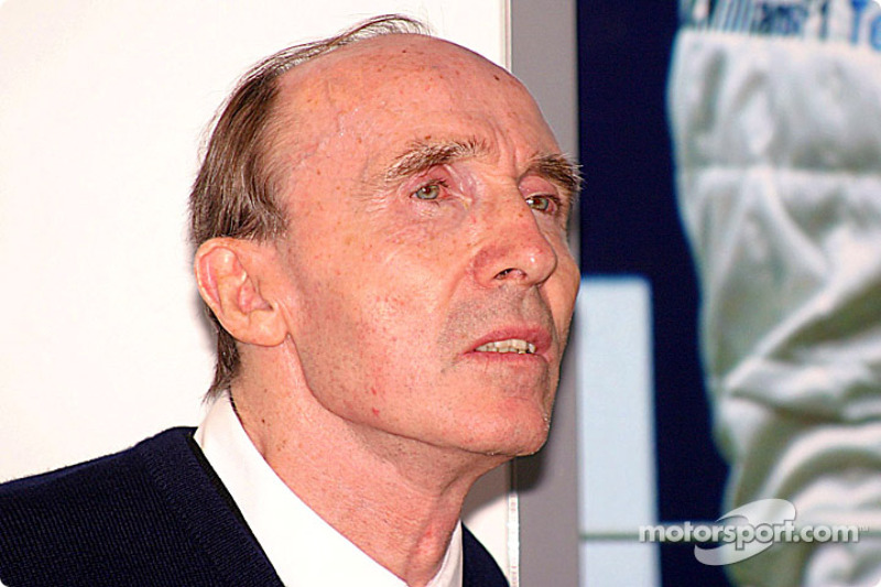 Williams interview with Frank Williams (part 1)