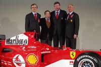 Barcelona debut for new Ferrari