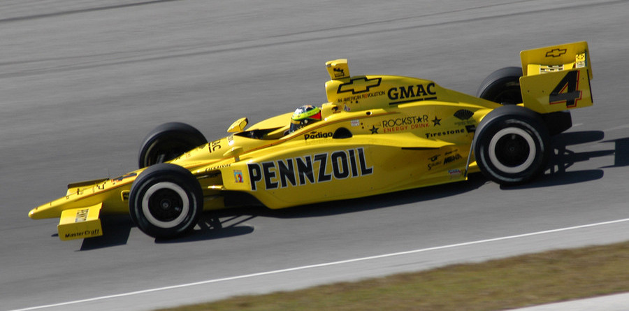 IRL: Scheckter shreds the field for the Homestead pole