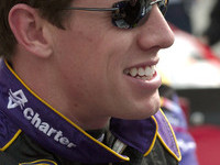 BUSCH: Edwards gets first career pole in Vegas