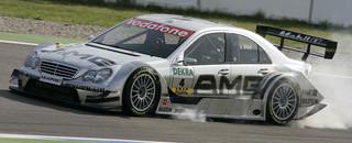 DTM Alesi wins Hockenheim season opener
