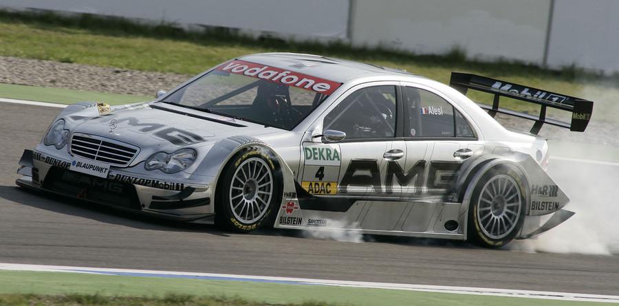 Alesi wins Hockenheim season opener