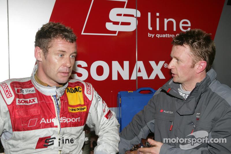 McNish looks ahead to Brno