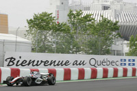 Raikkonen quickest in Canadian GP last practice