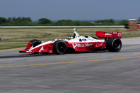 CHAMPCAR/CART: da Matta edges Tracy on Friday at Cleveland