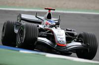 Raikkonen on pole for German GP