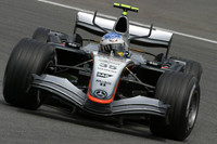 Wurz top in Hungarian GP first practice