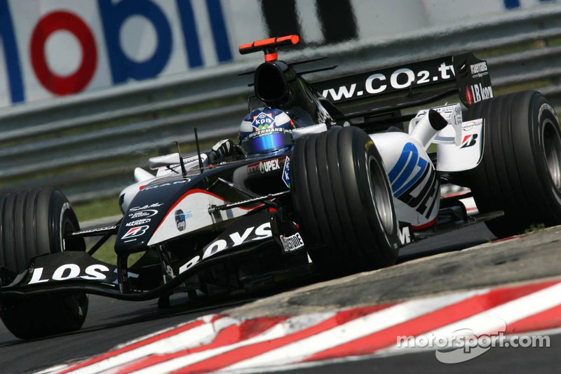 Doornbos too enthusiastic in qualifying