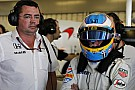 Боса McLaren не турбує завантаженість Алонсо