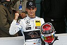 DTM Wehrlein to make DTM return in 2018