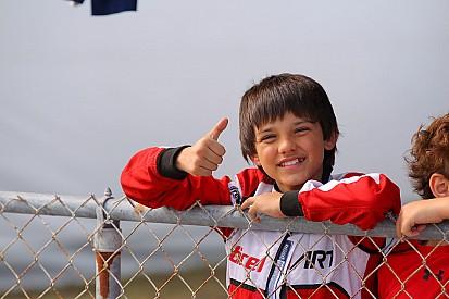 Sohn von Juan Pablo Montoya bald Ferrari-Nachwuchsfahrer?