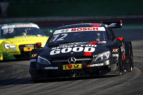 Juncadella completeert DTM line-up Mercedes