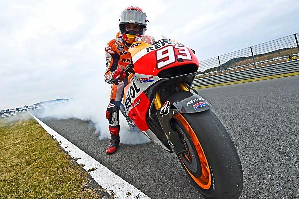 MotoGP Top List GALERI: Perjalanan karier balap Marc Marquez