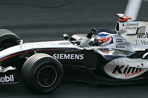 Formule 1 Special feature Legendarische races: De Grand Prix van Japan in 2005