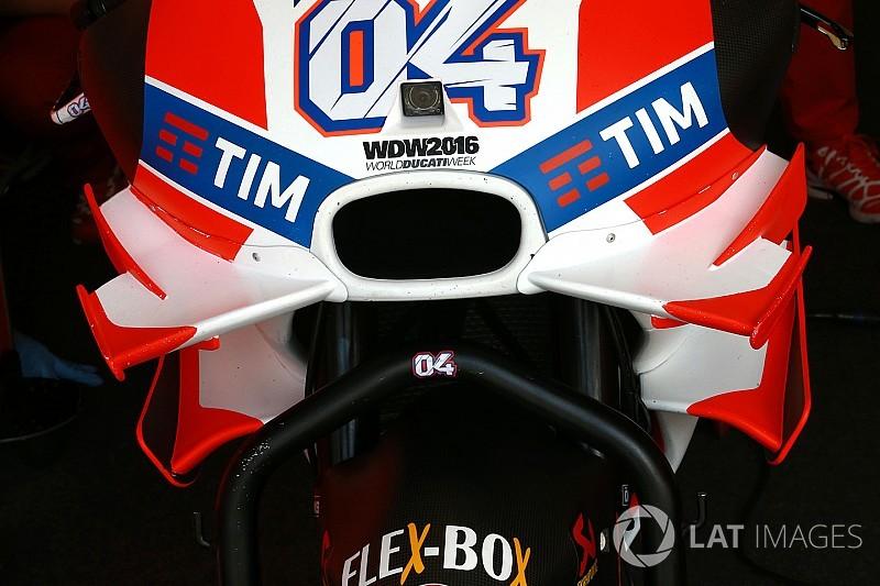 GALERI: Evolusi perangkat aerodinamika di MotoGP