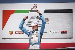 فورمولا 4 الإماراتية: ويرتس يحسم لقب الموسم الثاني من البطولة في دبي