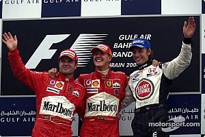 Fórmula 1 Galería Todos los ganadores del GP de Bahrein de F1