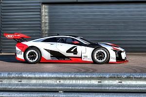 eSports Новость Audi построила машину из Gran Turismo в реальности