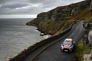 WRC Noticias La FIA prohíbe la última etapa del Rally de Gran Bretaña