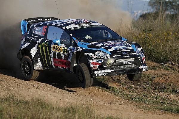 Ken Block confirme son retour en WRC