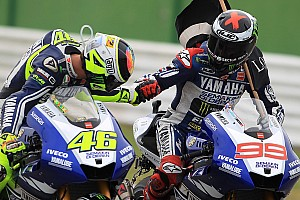 Lorenzo: Rossi copied me when he returned to Yamaha