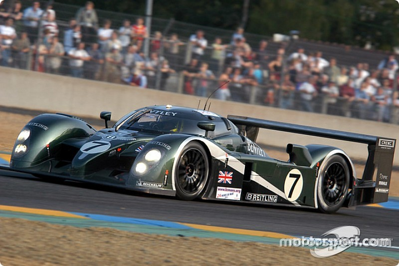 Le Mans Winner Smith Steps Down From Bentley Drive