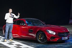 Auto Actualités Le V8 hybride Mercedes de 815 ch sur des modèles de série