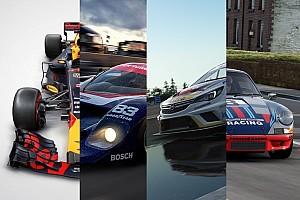 eSports Новости Дайджест симрейсинга: Red Bull RB13 появится в The Crew 2