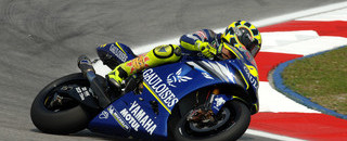 MotoGP Rossi takes the victory in Qatar