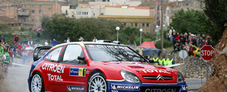 WRC Loeb earns 10th season win in Catalunya