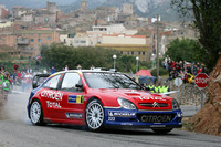 Loeb earns 10th season win in Catalunya