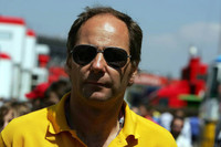 Berger takes half shares in Toro Rosso
