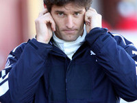 Webber leads at Barcelona test