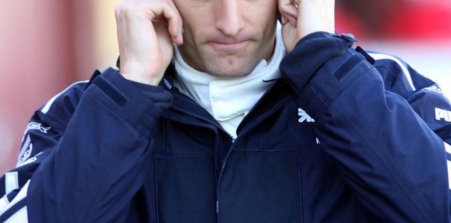 Webber leads at Barcelona test