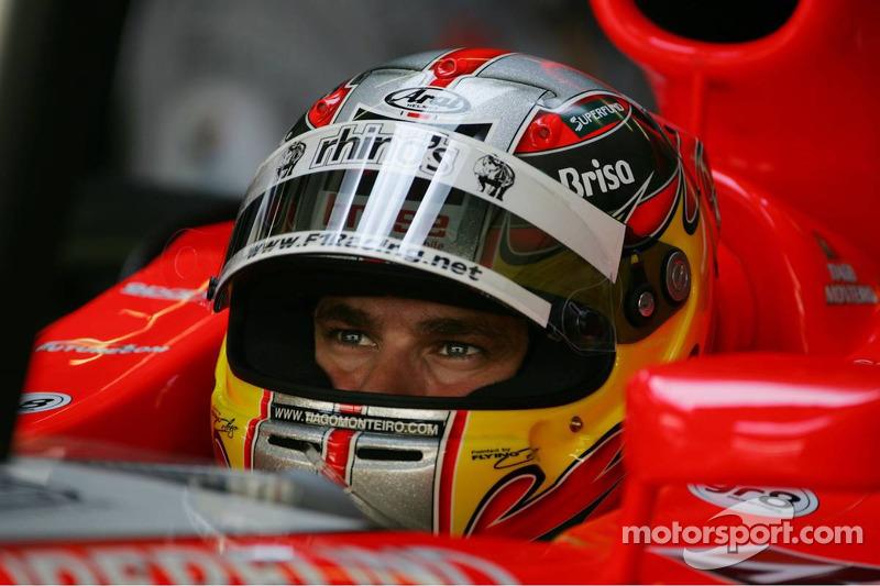 Monteiro claims second finish of season