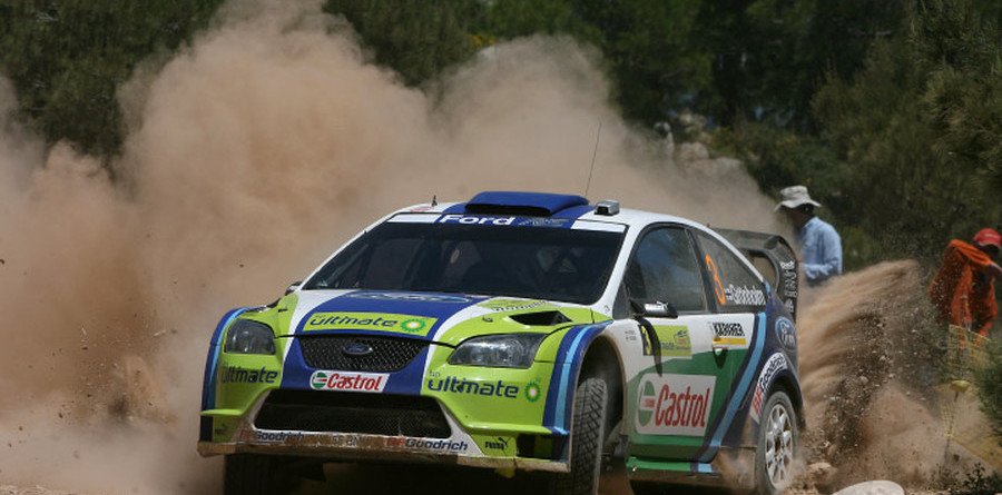 Gronholm takes gravel win in Acropolis Rally
