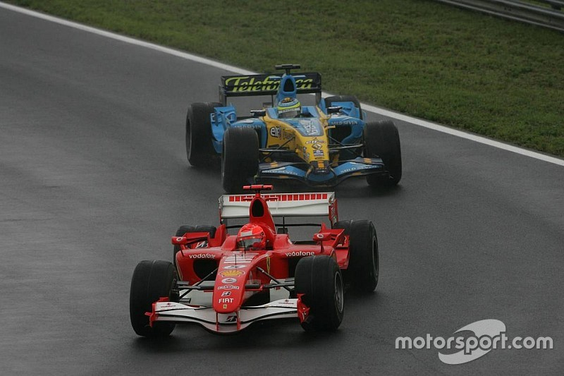 Schumacher impatient to be back on track
