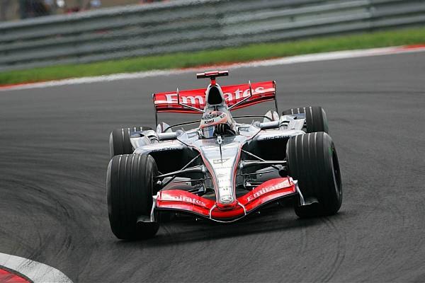 Raikkonen kicks off Turkish GP weekend