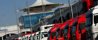Formula 1 Turkish organisers fined for podium ceremony